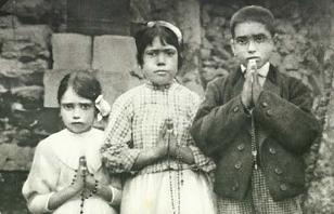 Jacinta, Lucia and Francisco - Fatima, Portugal