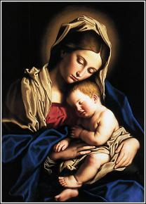 January 1 – Solemnity of Mary, Mother of God