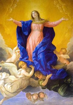 August 15 – The Assumption of the Blessed Virgin Mary