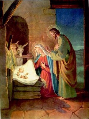 December 25 – Christmas, the Nativity of Our Lord